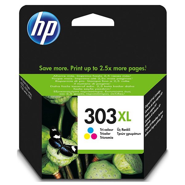 HP 303XL inktcartridge Color